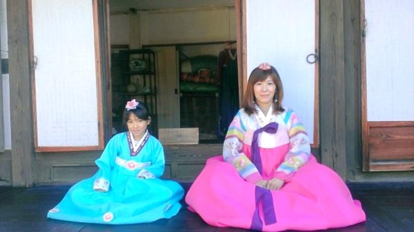 韓国春節過ごし方