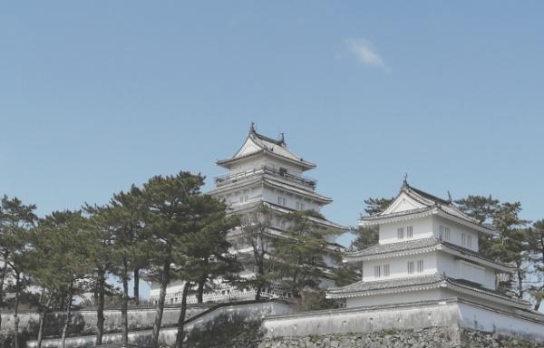 城の日島原城