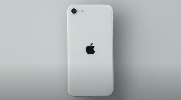 iphoneSE2デザイン
