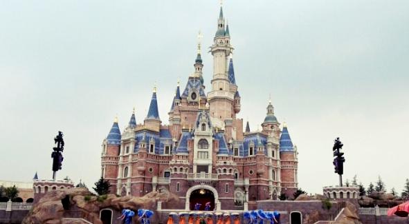 上海ディズニーランド新型コロナ再開
