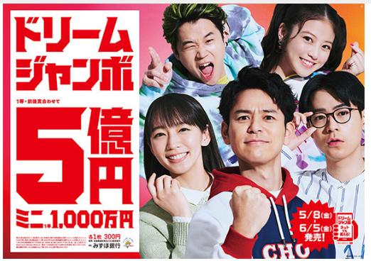宝くじ 2020 新春