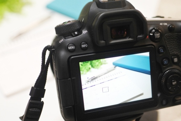 撮影ボックスブースの追加LEDライト