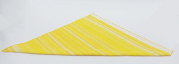 風呂敷バッグ簡単三角折り