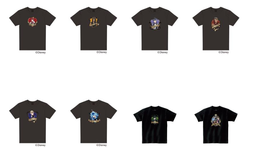 4ツイステTシャツキャラチョイ値段発売