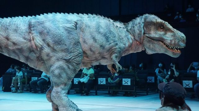 立川不思議な恐竜博物館