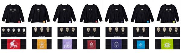3 ツイステベルメゾンTシャツ長袖種類
