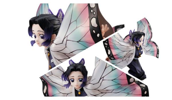 4胡蝶しのぶギャルフィギュア公式グッズ