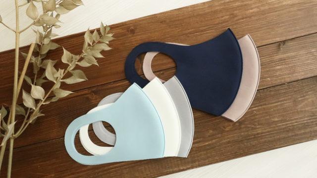 接触冷感クールマスクのキッズサイズMASK CLUB