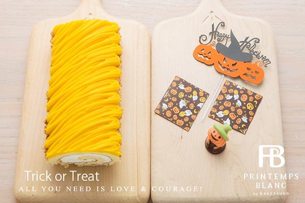 3ハロウィンケーキかぼちゃスイーツ