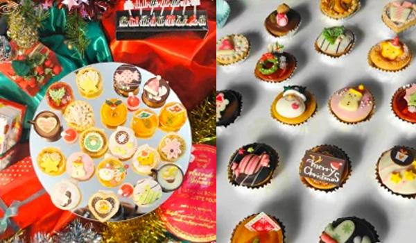 1セシボンクリスマスプチケーキギフト通販楽天