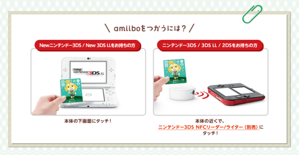 4とびだせ どうぶつの森 amiibo+プラスカード