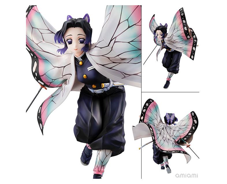 1胡蝶しのぶギャルフィギュア公式グッズ