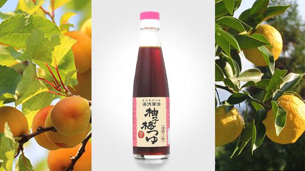 3柚子梅つゆ湯浅醤油・成城石井通販