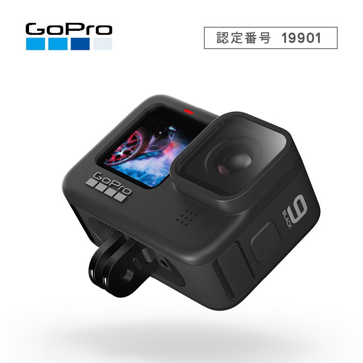 4ゴープロHero9ウェアラブルアクションカメラGoPro5K自撮りビデオ動画