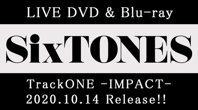 sixtones-TrackONE -IMPACT-・DVD&Blu-ray発売日予約