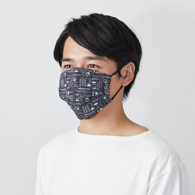 ポケモンマスク・カスタマイズ男性親子