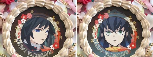 4.鬼滅の刃バレンタインケーキ値段発売日