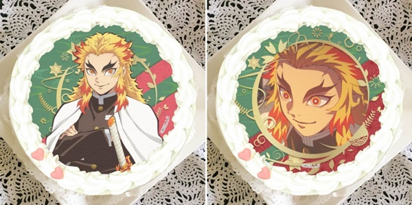 4鬼滅の刃クリスマスケーキプリロール値段発売日