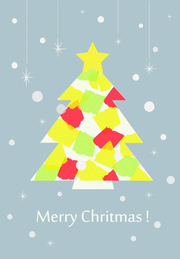 クリスマスカードイラスト無料かわいいfumingworks-004