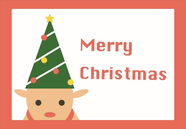クリスマスカードイラスト無料かわいいMiyuki_0213-007