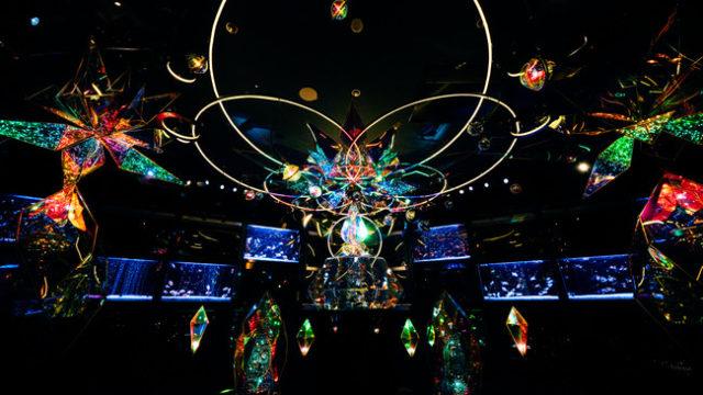 アクアリウム宇宙旅行水族館横浜