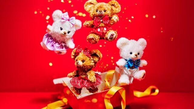 ディズニー・ユニベアシティ10周年記念発売日キャンペーングッズ