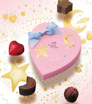 ゴディバ バレンタイン コレクション販売店舗発売日期間限定