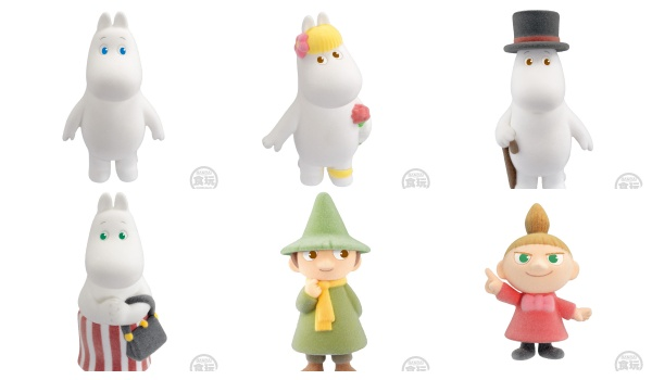 4ムーミン(MOOMIN)ドールコレクション予約!グッズ・フィギュア・お菓子(食玩)通販・取扱い店舗