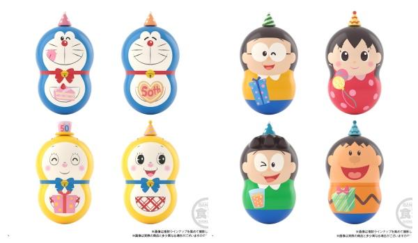 2ドラえもん「クーナッツ~50th anniversary~」予約・注文開始!グッズ(お菓子・食玩)通販・コンビニ取扱い