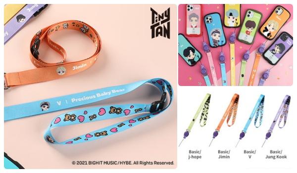 BTS「TinyTAN(タイニータン)×iFace(アイフェイス)」コラボ商品発売!グッズ通販・取扱い店舗