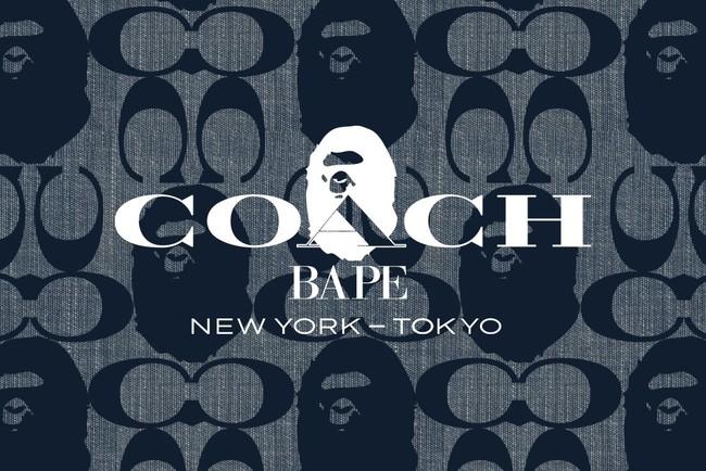 BAPE® x COACH(コーチ)コラボアイテム第2弾限定発売!ラインナップ・値段などを紹介