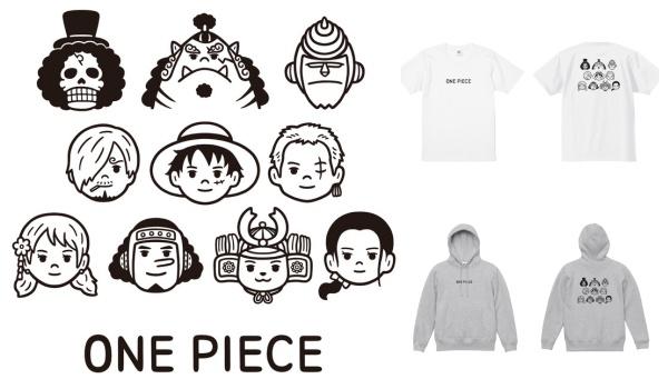 ワンピース×Noritake(ノリタケ)コラボTシャツ・パーカー・バッグなどグッズ発売!ONE PIECE