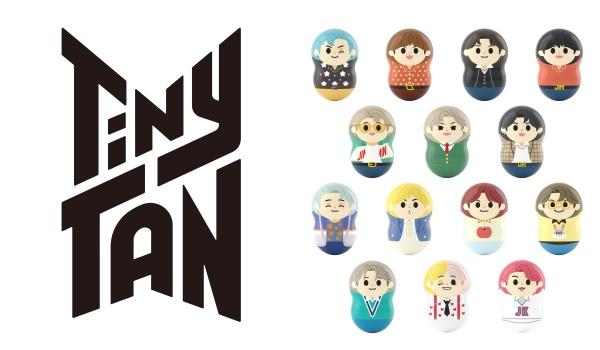 BTS TinyTAN(タイニータン)Coo'nutsクーナッツ予約!グッズ(フィギュア)通販・取扱い店舗